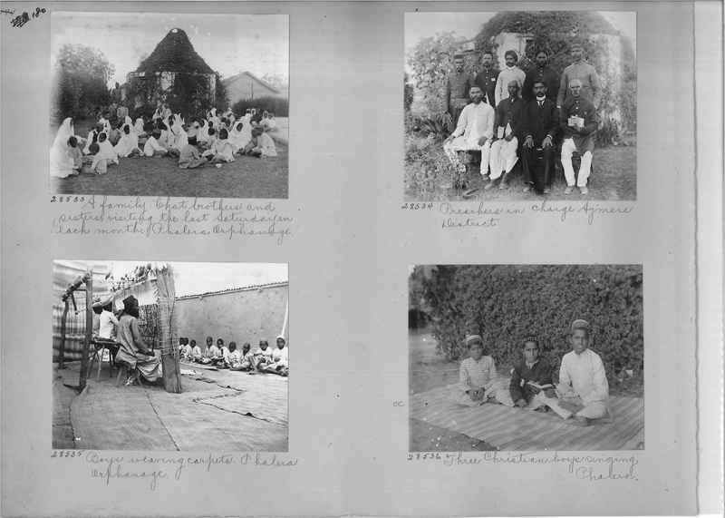 Mission Photograph Album - India #04 page_0180