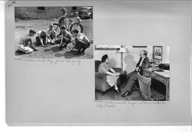Mission Photograph Album - Religious Education #2 page 0036