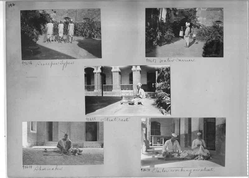 Mission Photograph Album - India #10 Page 0196