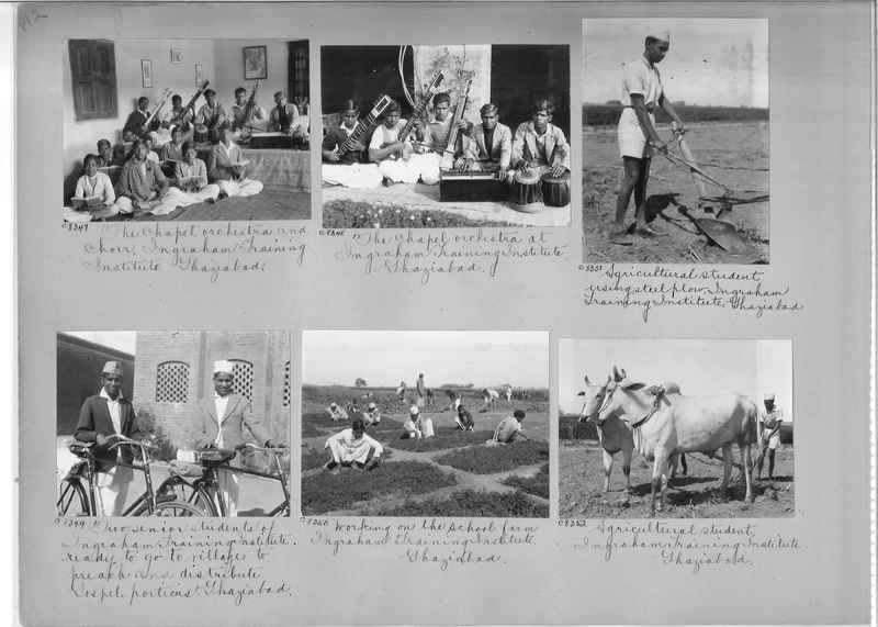 Mission Photograph Album - India #13 Page 0142