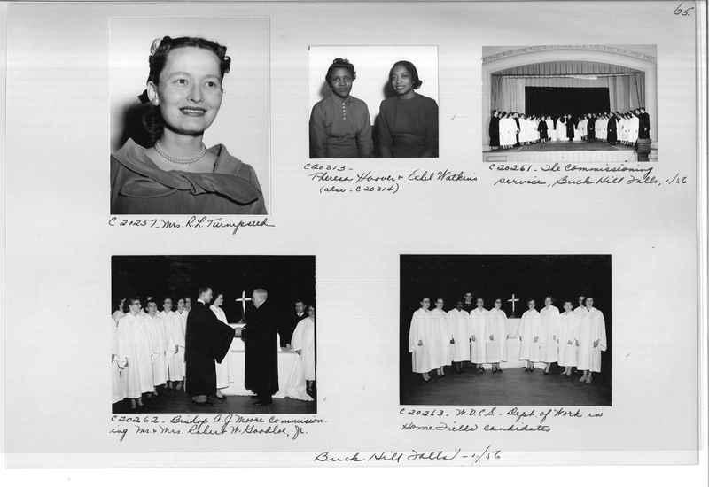 Mission Photograph Album - Portraits #09 Page 0065