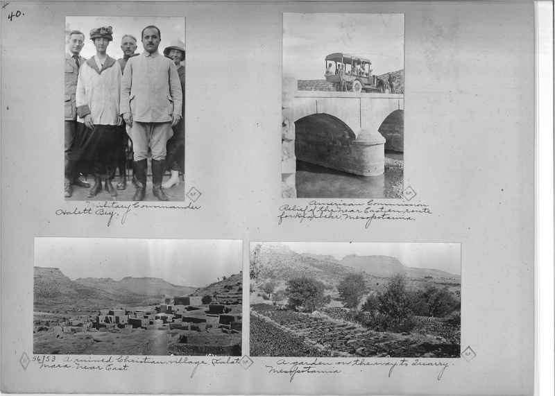 Mission Photograph Album - Western Asia - O.P. - #01 page_0040