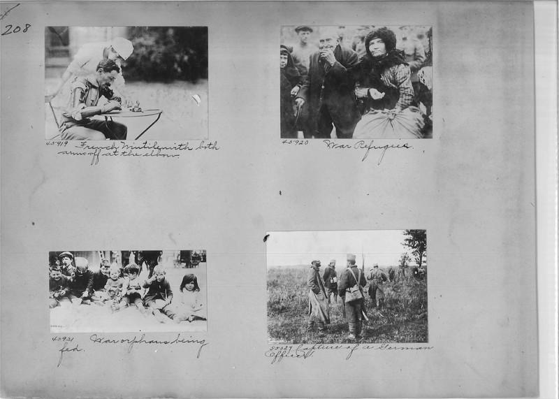 Mission Photograph Album - Europe #02 Page 0208