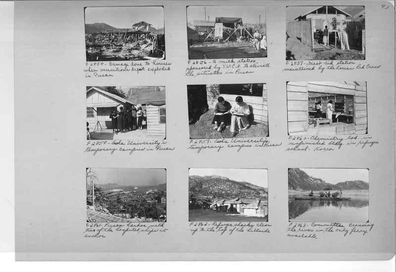Mission Photograph Album - Korea #6 page 0093