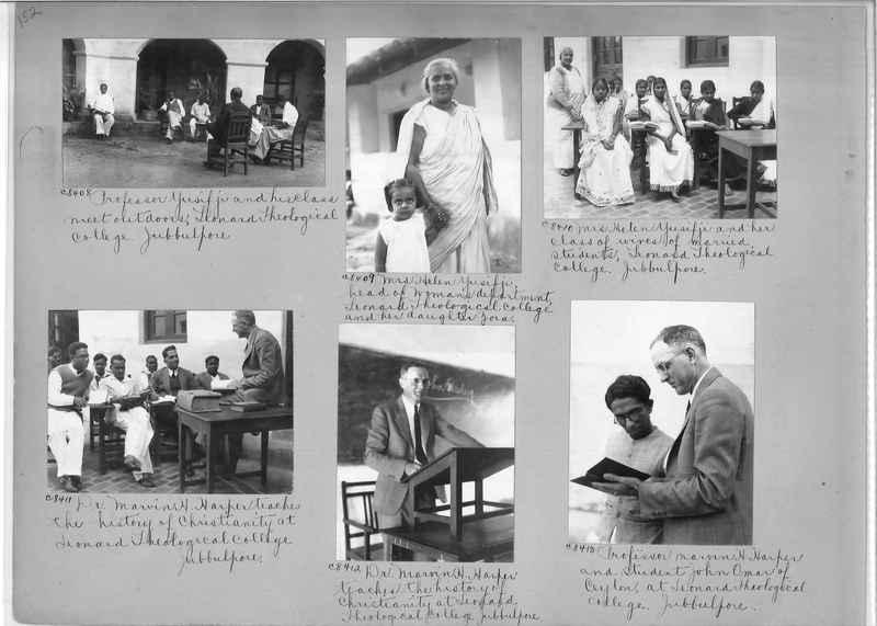 Mission Photograph Album - India #13 Page 0152