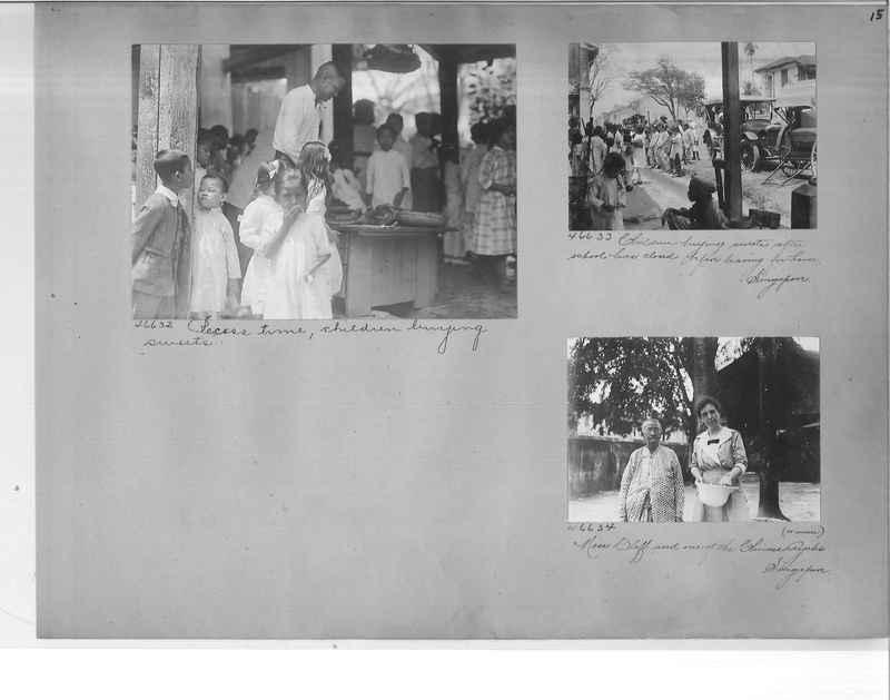 Mission Photograph Album - Malaysia #4 page 0015