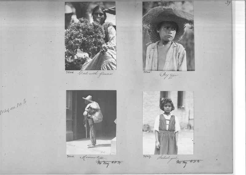 Mission Photograph Album - Mexico #05 page 0039
