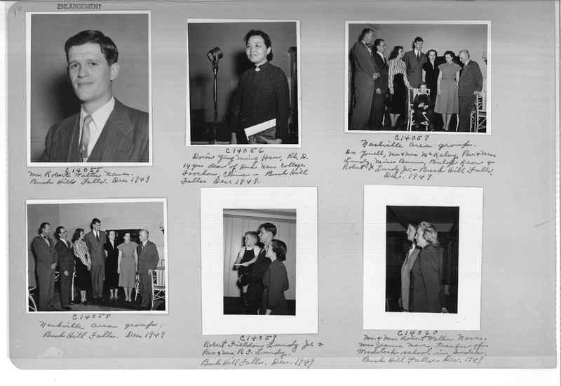Mission Photograph Album - Portraits #07 Page 0016