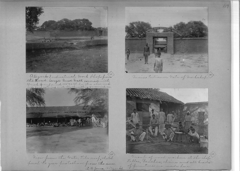 Mission Photograph Album - India - O.P. #02 Page 0117