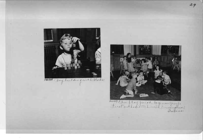 Mission Photograph Album - Religious Education #2 page 0029