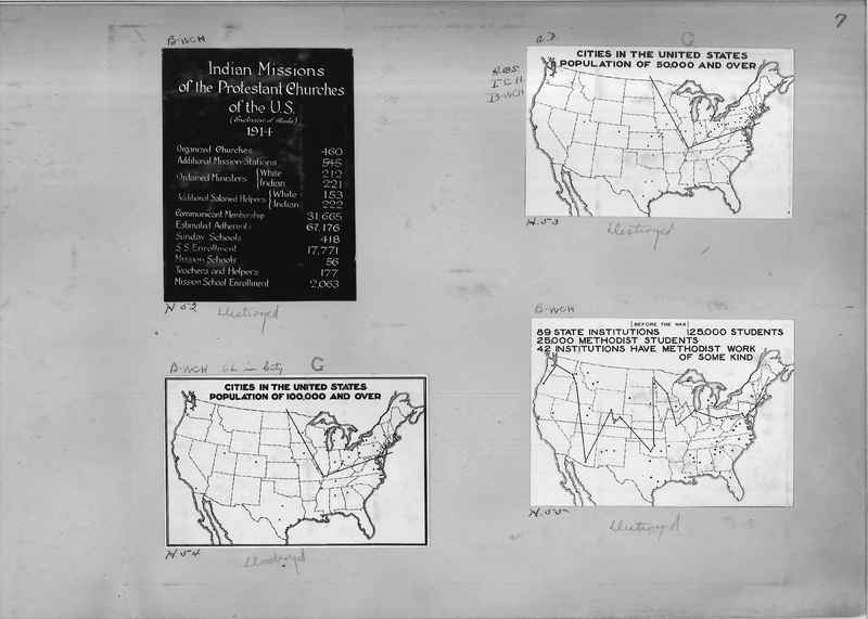 Mission Photograph Albums - Maps-Charts #01 Page_0007