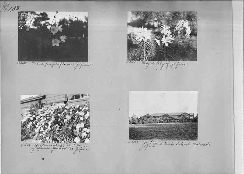 Mission Photograph Album - Japan #03 Page 0188