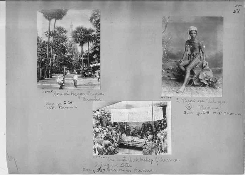 Mission Photograph Album - Burma #1 page 0051