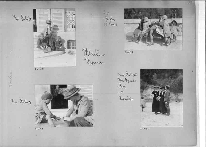 Mission Photograph Album - Europe #05 Page 0039