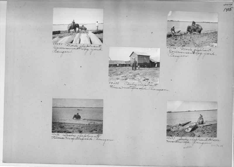 Mission Photograph Album - Burma #1 page 0145
