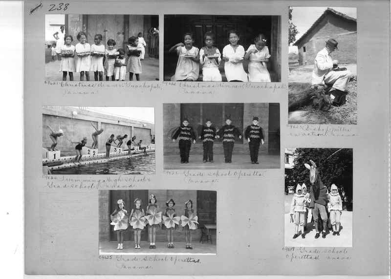 Mission Photograph Album - Panama #04 page 0238