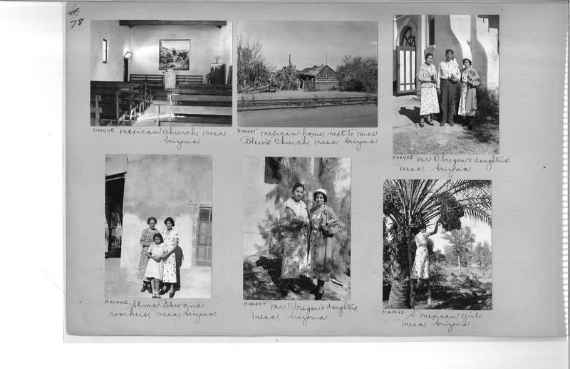 Mission Photograph Album - Latin America #2 page 0078