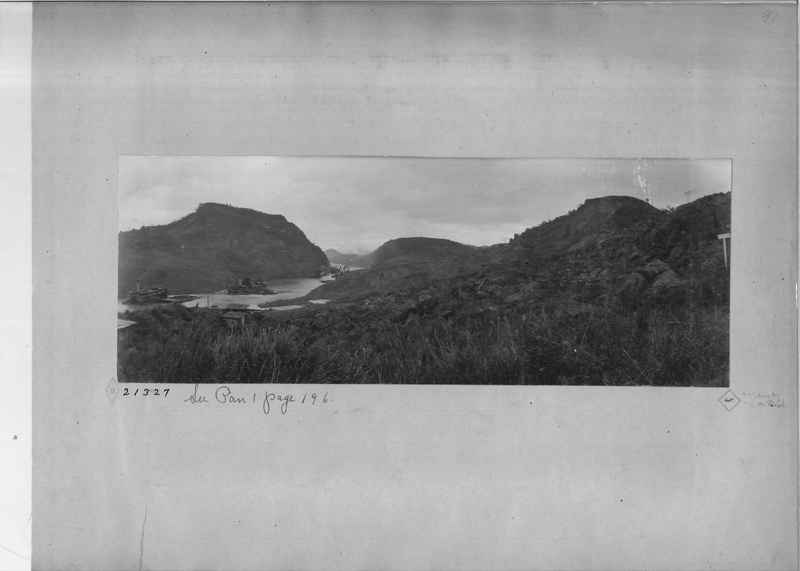 Mission Photograph Album - Panama OP #01 0091