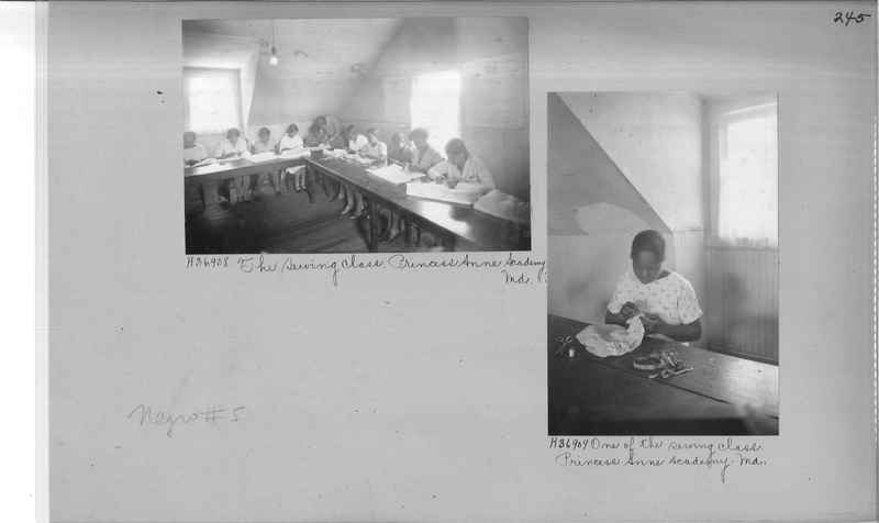 Mission Photograph Album - Negro #5 page 0245