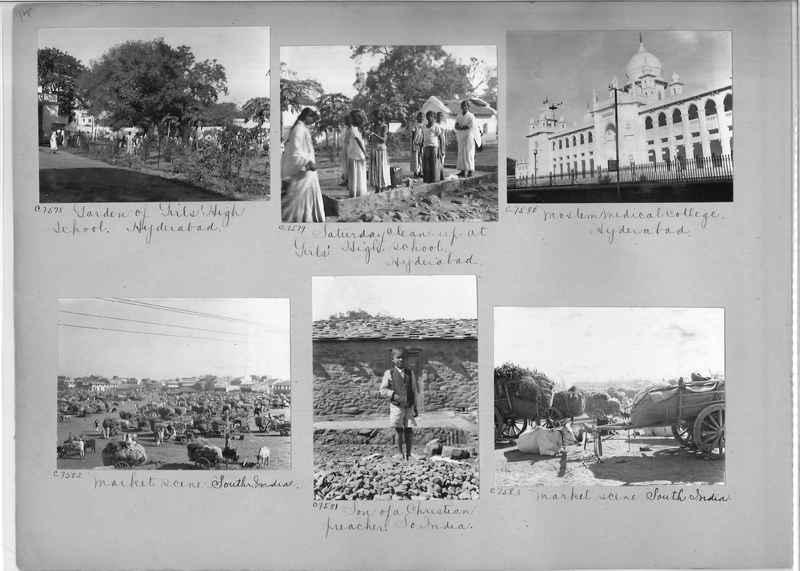 Mission Photograph Album - India #13 Page 0074