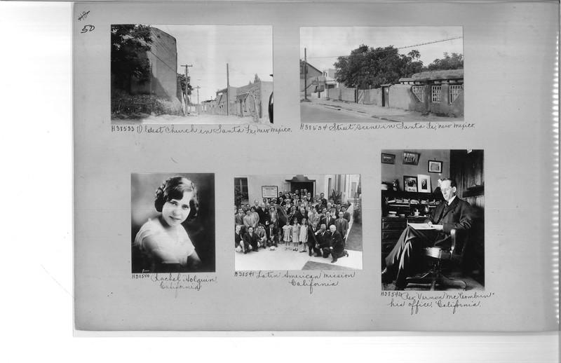 Mission Photograph Album - Latin America #2 page 0050