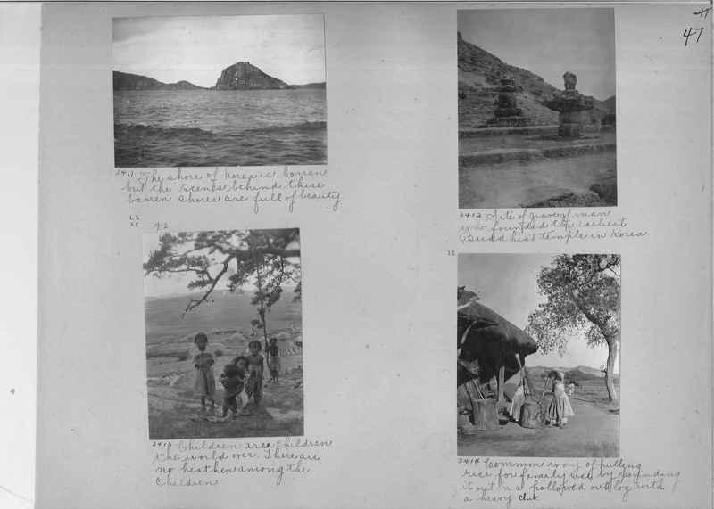 Mission Photograph Album - Korea #1 page 0047