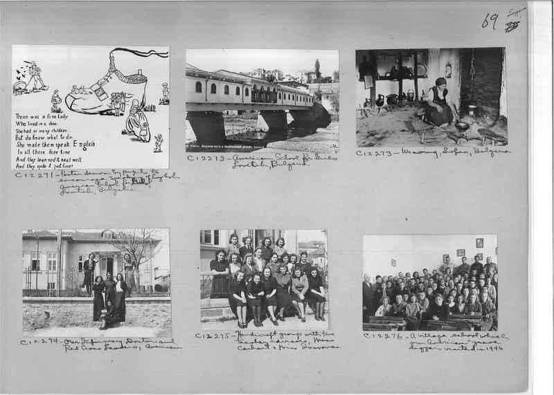 Mission Photograph Album - Europe #09 Page 0069