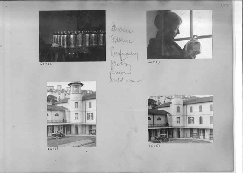 Mission Photograph Album - Europe #05 Page 0199