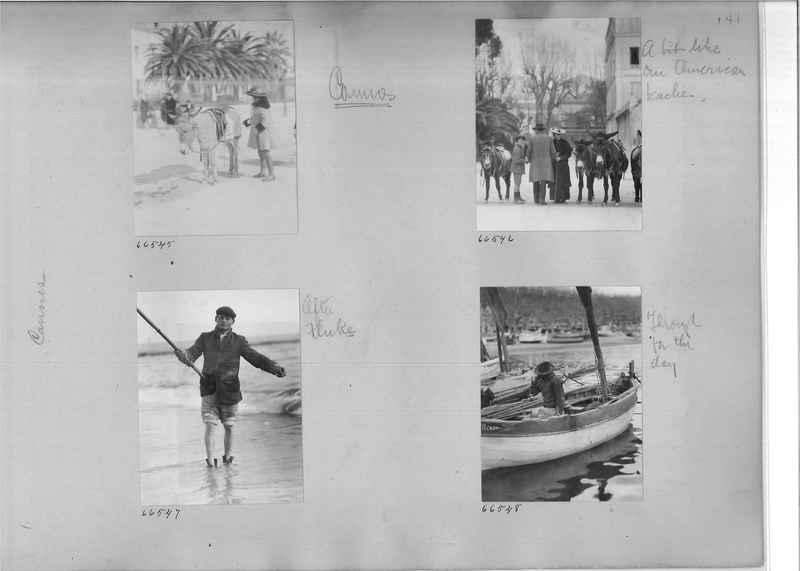 Mission Photograph Album - Europe #05 Page 0141