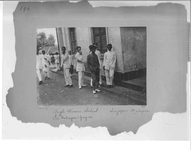 Mission Photograph Album - Malaysia O.P. #1 page 0146