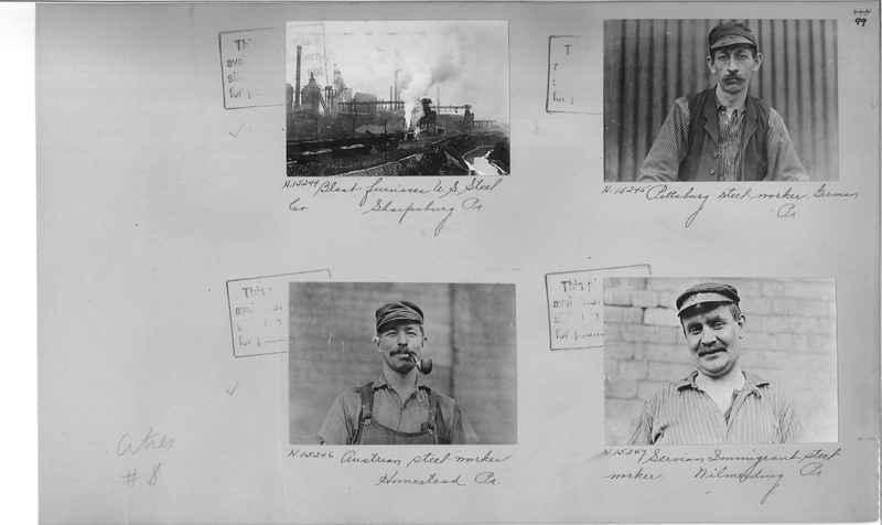 Mission Photograph Album - Cities #8 page 0099