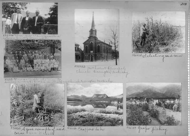 Mission Photograph Album - Rural #06 Page_0213