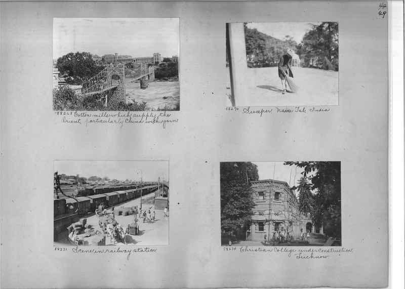 Mission Photograph Album - India #10 Page 0049