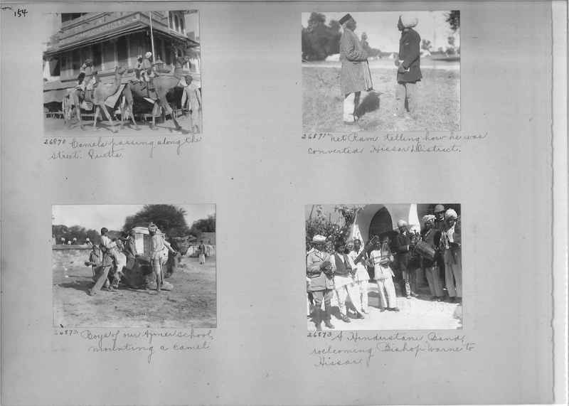 Mission Photograph Album - India #04 page_0154