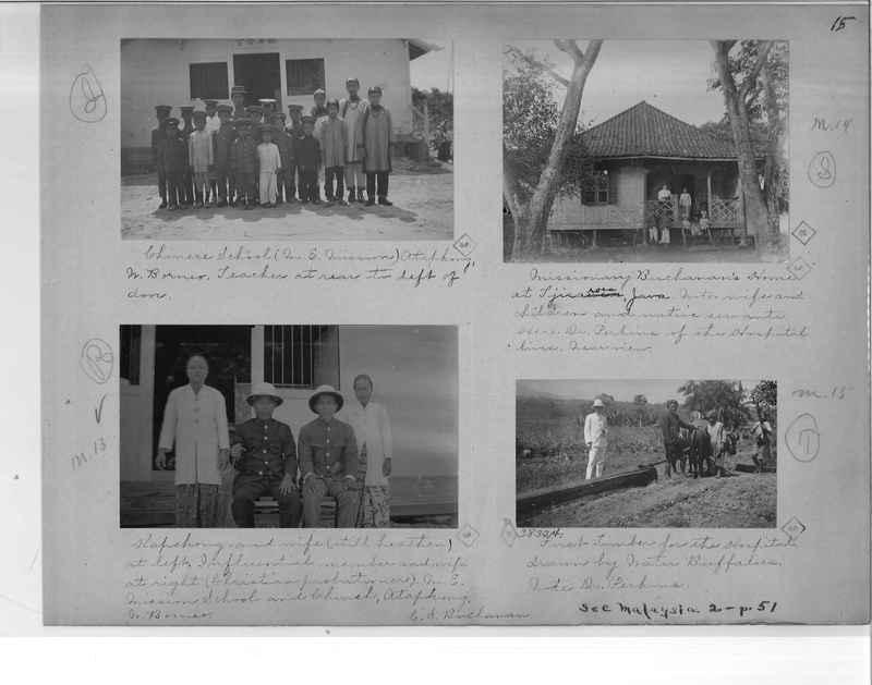 Mission Photograph Album - Malaysia O.P. #1 page 0015