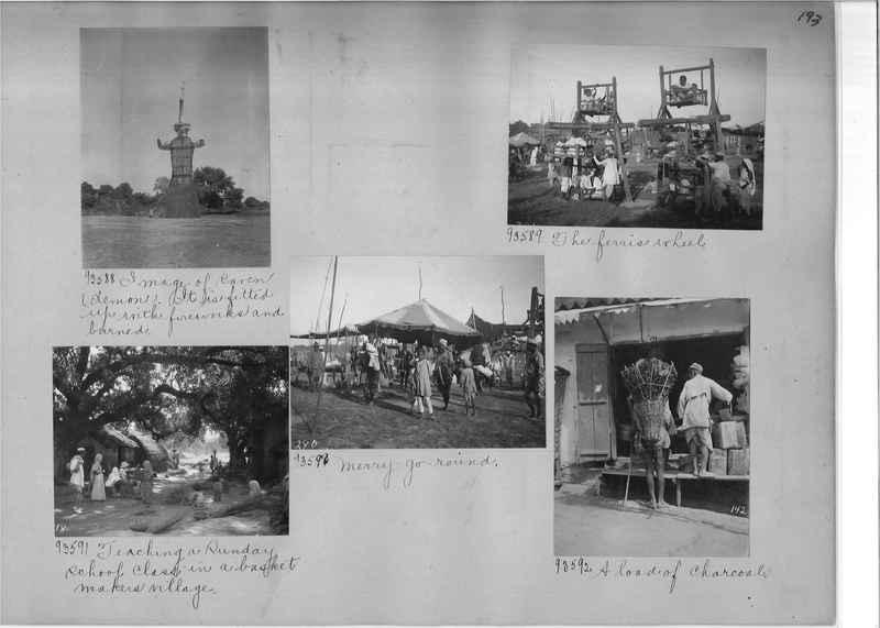 Mission Photograph Album - India #10 Page 0193