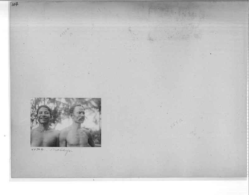 Mission Photograph Album - Malaysia #4 page 0104