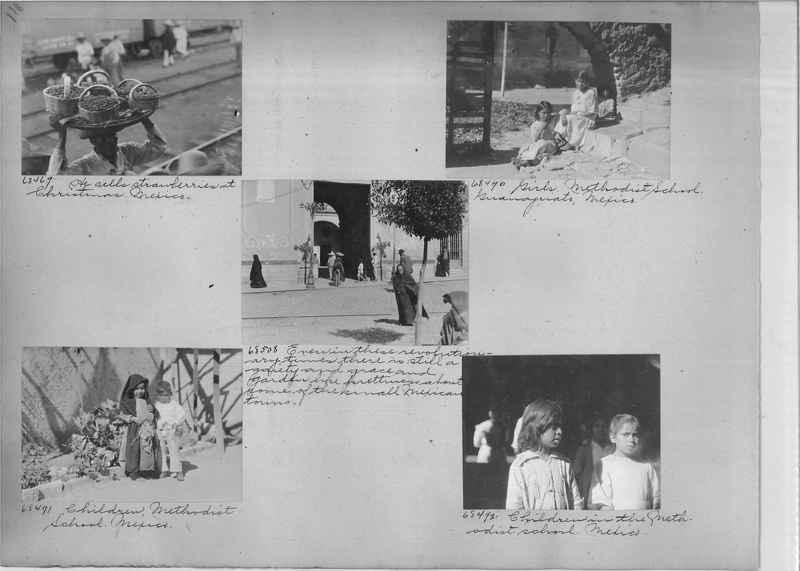 Mission Photograph Album - Mexico #04 page 0118