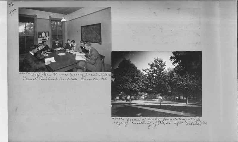 Mission Photograph Album - Education #1 page 0176