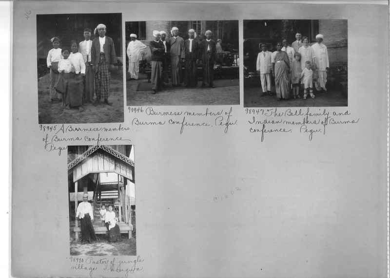 Mission Photograph Album - Burma #2 page 0046