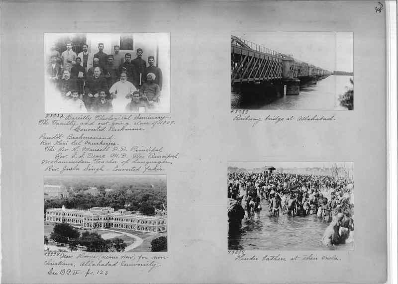 Mission Photograph Album - India #06 Page_0045