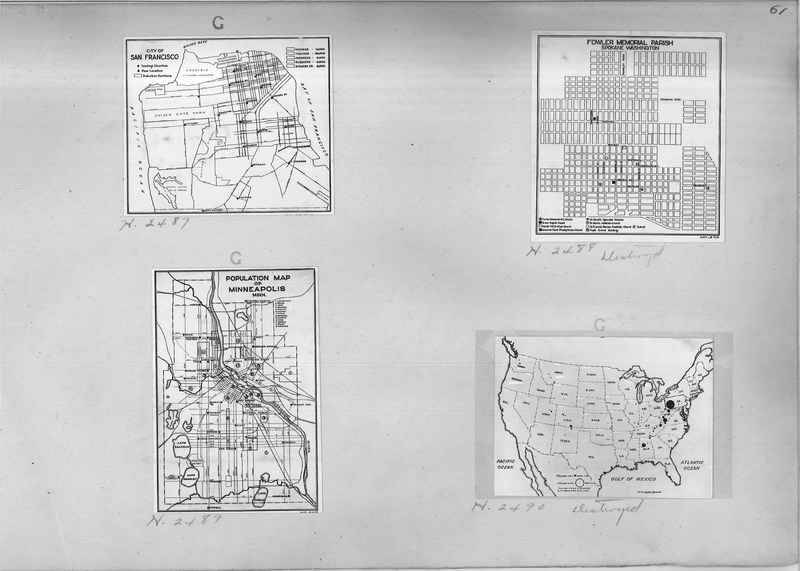 Mission Photograph Albums - Maps-Charts #01 Page_0061