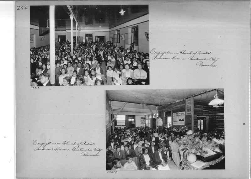 Mission Photograph Album - Panama #02 page 0202