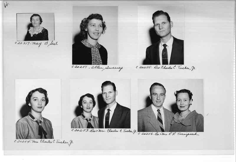 Mission Photograph Album - Portraits #09 Page 0064