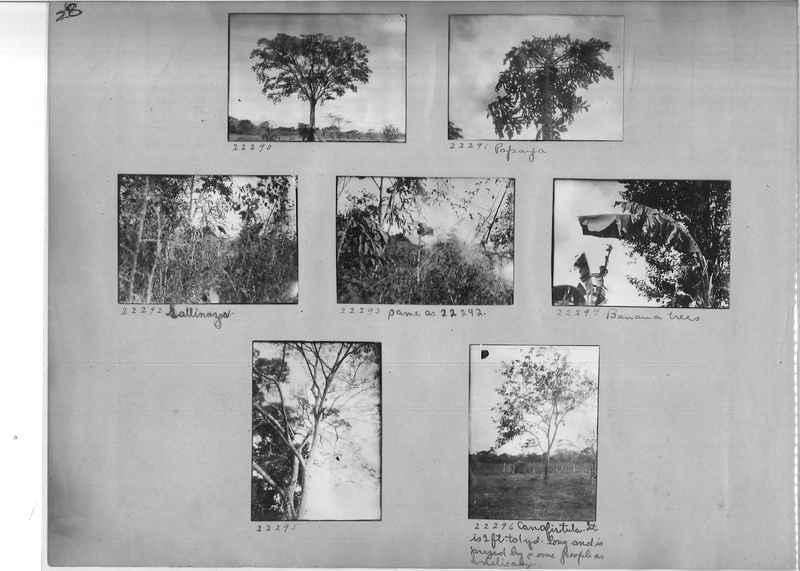 Mission Photograph Album - Panama #02 page 0028