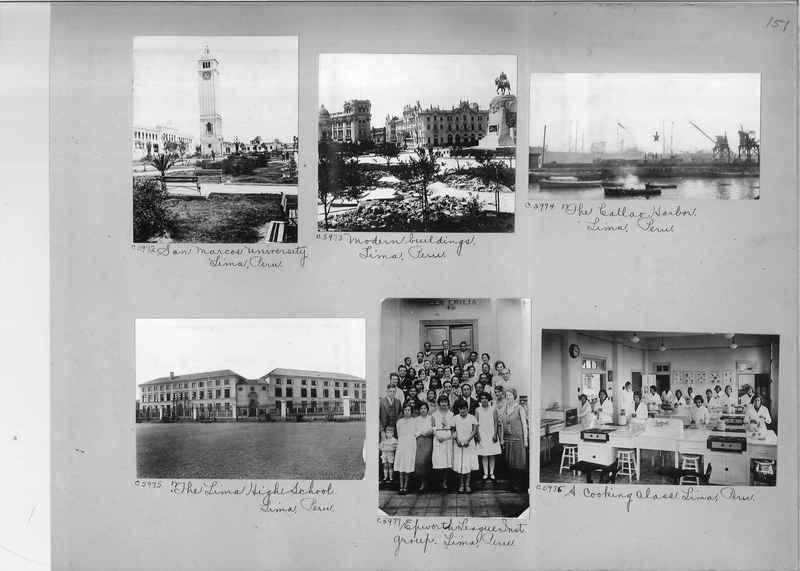Misson Photograph Album - South America #8 page 0151