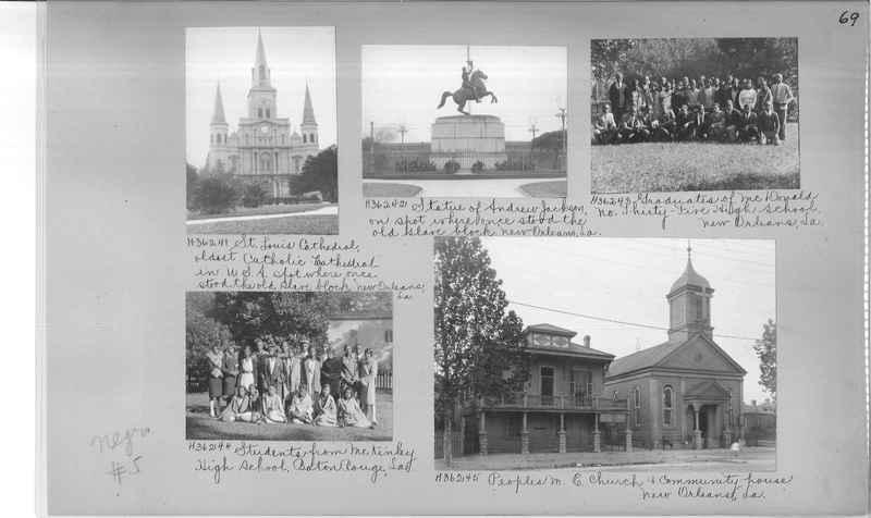 Mission Photograph Album - Negro #5 page 0069