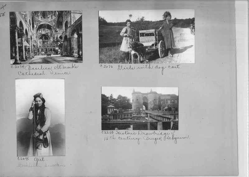 Mission Photograph Album - Europe #09 Page 0056