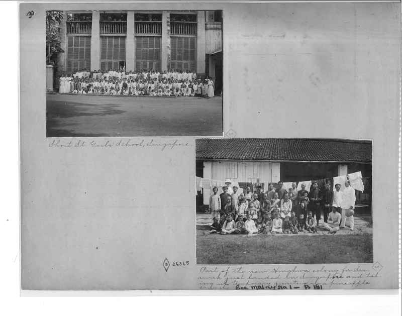 Mission Photograph Album - Malaysia O.P. #1 page 0030