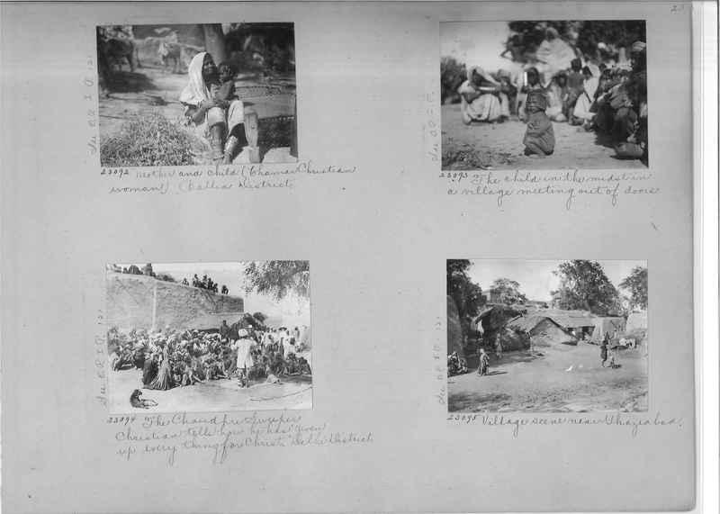 Mission Photograph Album - India #04 page_0023